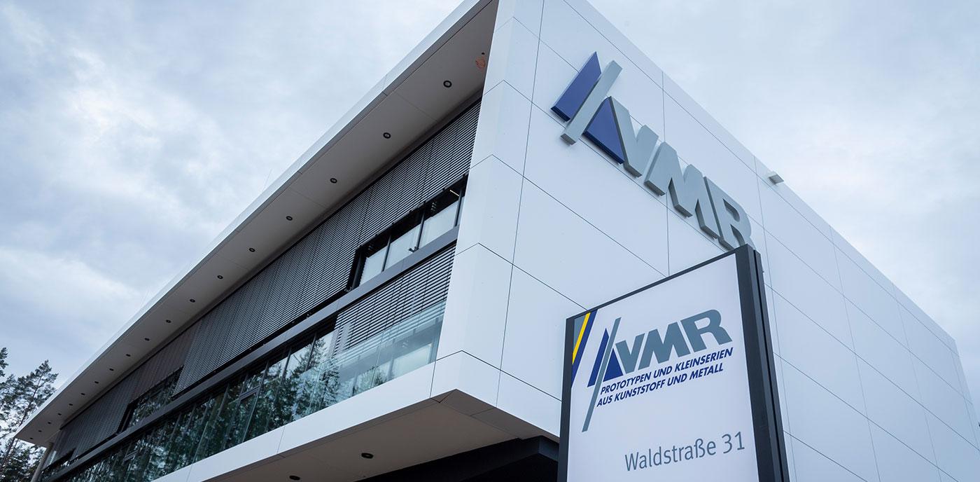 VMR - Neues Gebäude