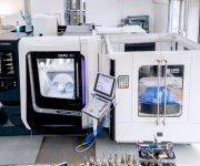 Impressionen VMR - CNC Fertigungsmaschine