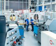 Impressionen VMR - CNC-Zerspanung