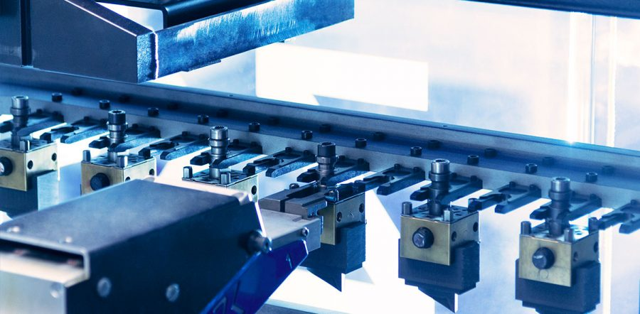 Rapid Tooling - Maschine