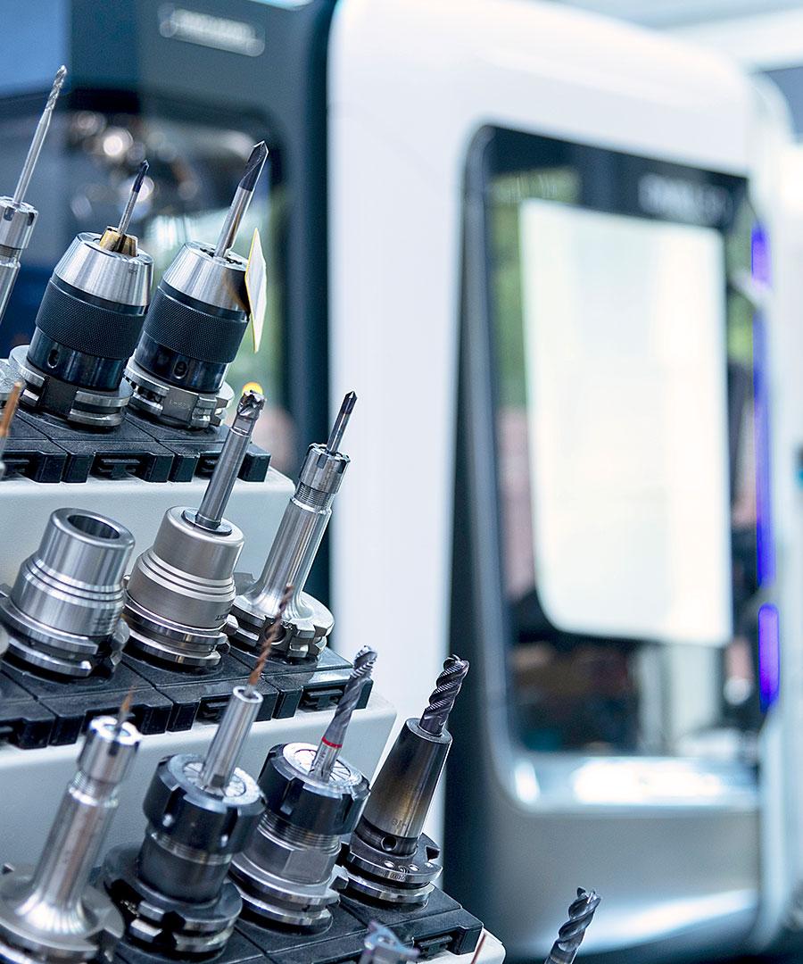Kleinserie mit CNC-Zerspanung