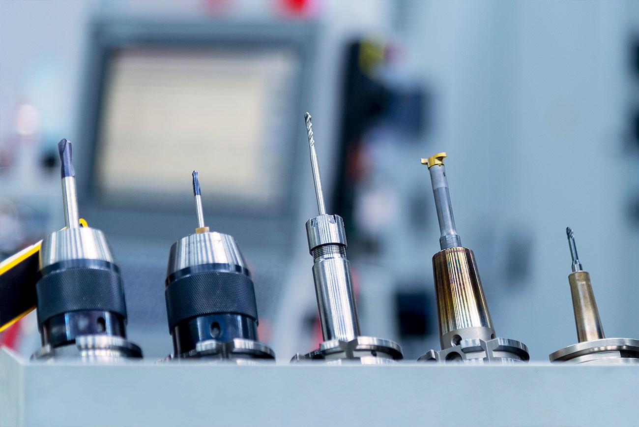 Leistungen Metallteile - CNC-Zerspanung