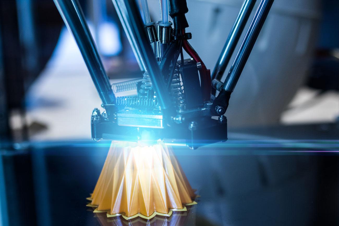 Leistungen - Kunststoffteile - 3D-Druck