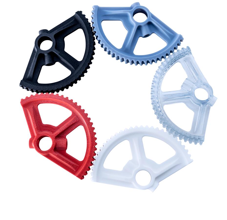 Leistungen - Prototypen Fertigung - 3D-Druck-Kunststoff