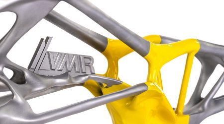 3D Druck Fahrrad Logo