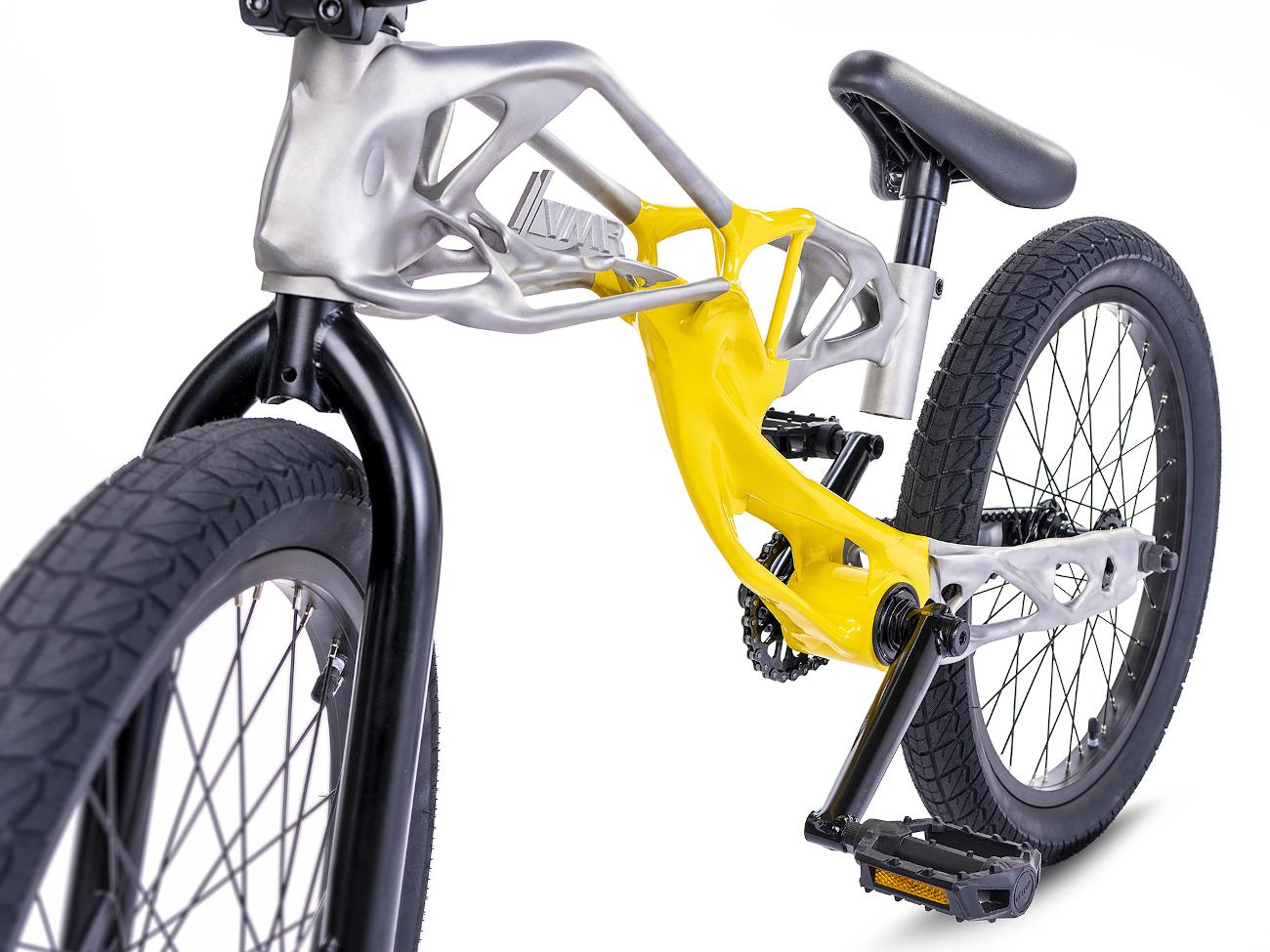 3D Druck Fahrrad VMR