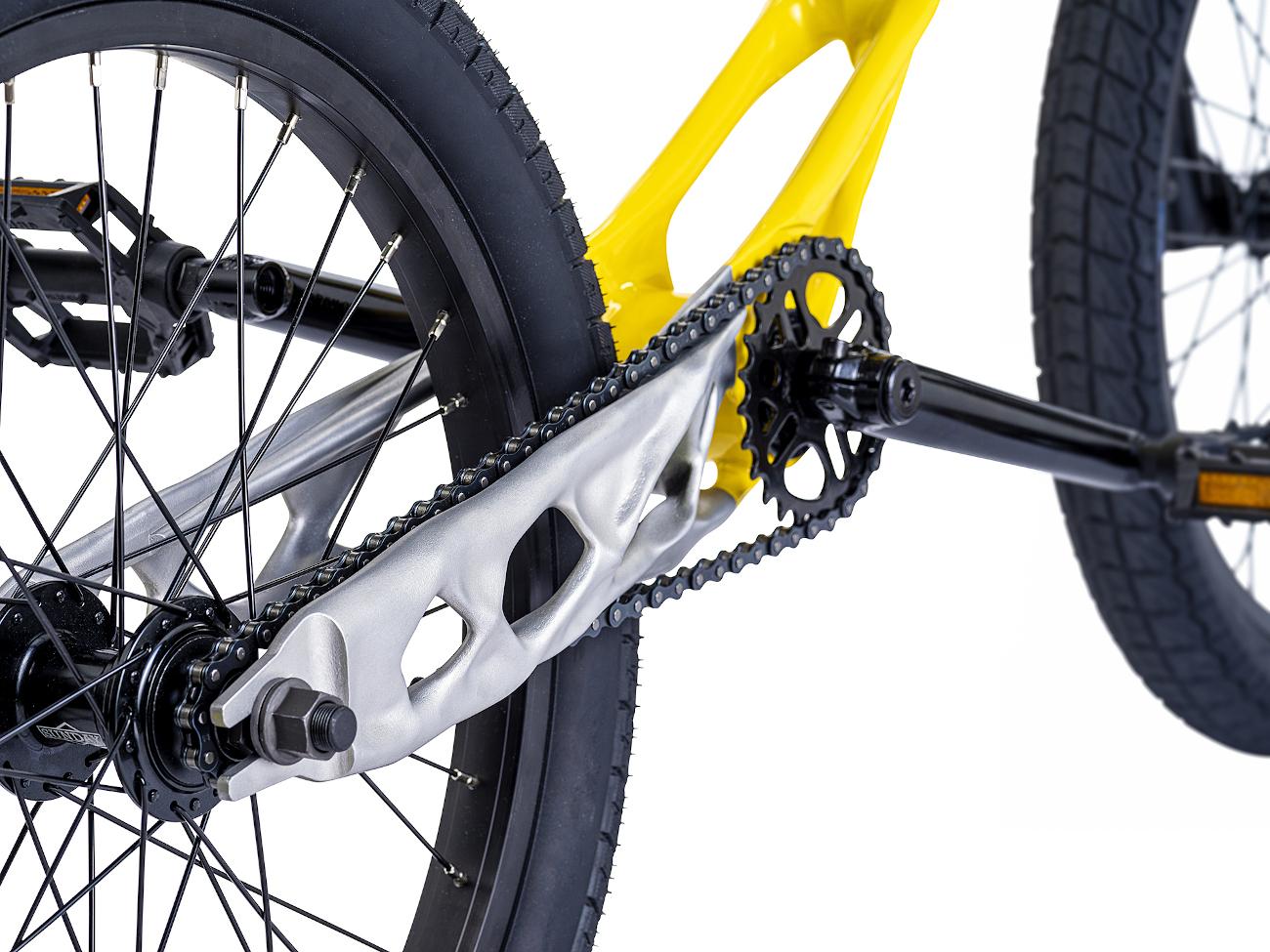 Fahrradrahmen gedruckt