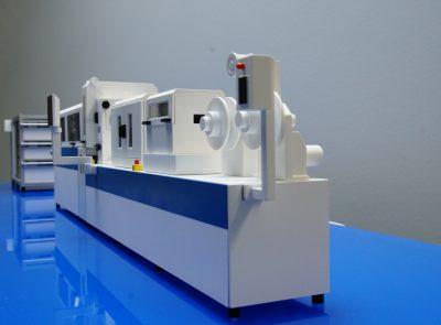 Messemodell 3D-Druck