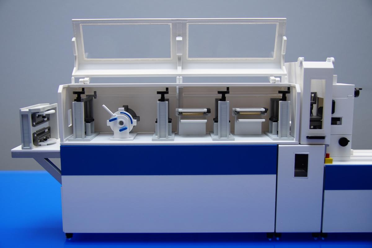 Modellbau Sondermaschine