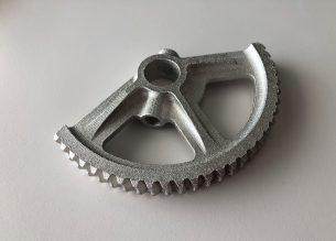SLS 3D-Druck Metallisiert