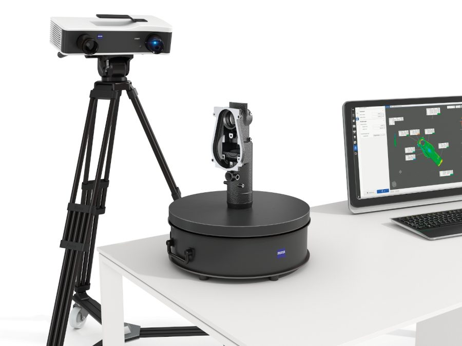 Zeiss Comet 3D Scan